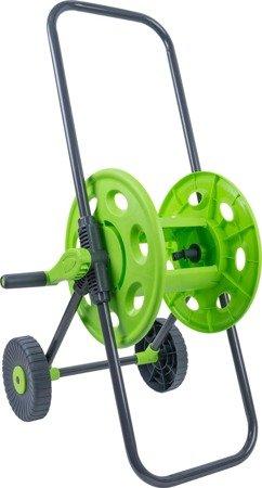 Zestaw wózek Stalco Garden z wężem i akcesoriami