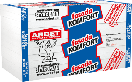 Arbet FASADA KOMFORT 0,042 8cm