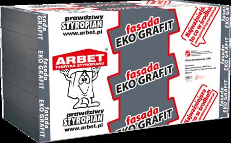 Arbet Styropian FASADA EKO GRAFIT 0,033 14cm