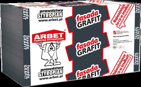 Arbet Styropian FASADA GRAFIT 0,031 25cm