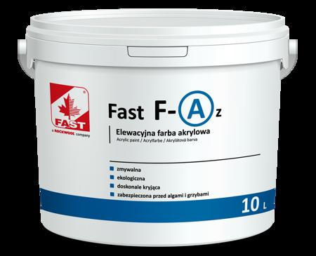 FAST F-AZ farba akrylowa -zewnętrzna 10L