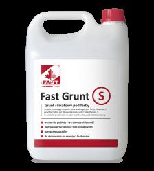 FAST GRUNT S pod farby silikatowe 5L