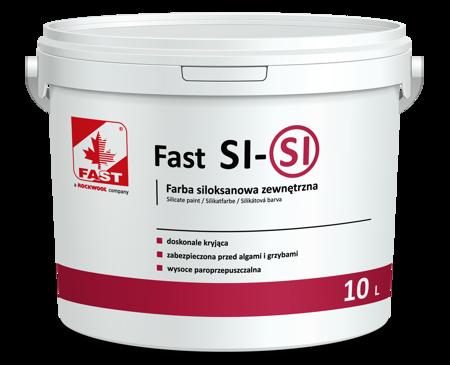 FAST SI-SI farba siloksanowa elewacyjna 4L
