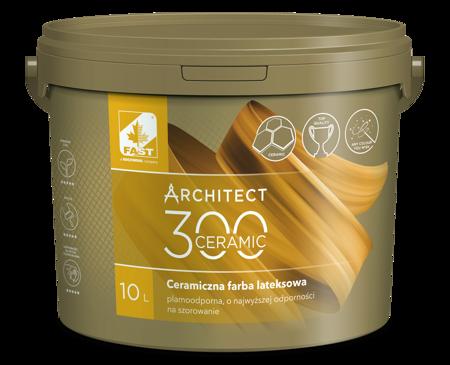 Fast ARCHITECT 300 Ceramiczna farba lateksowa