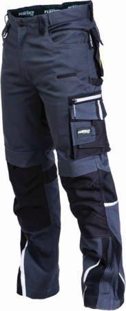 PowerMAX Spodnie robocze PROFESIONAL FLEX LINE
