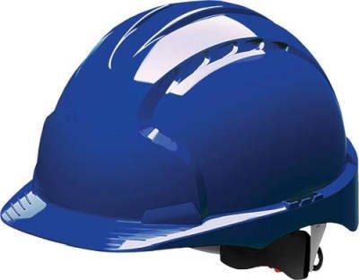 Stalco Kask Hełm przemysłowy EVO3 niebieski